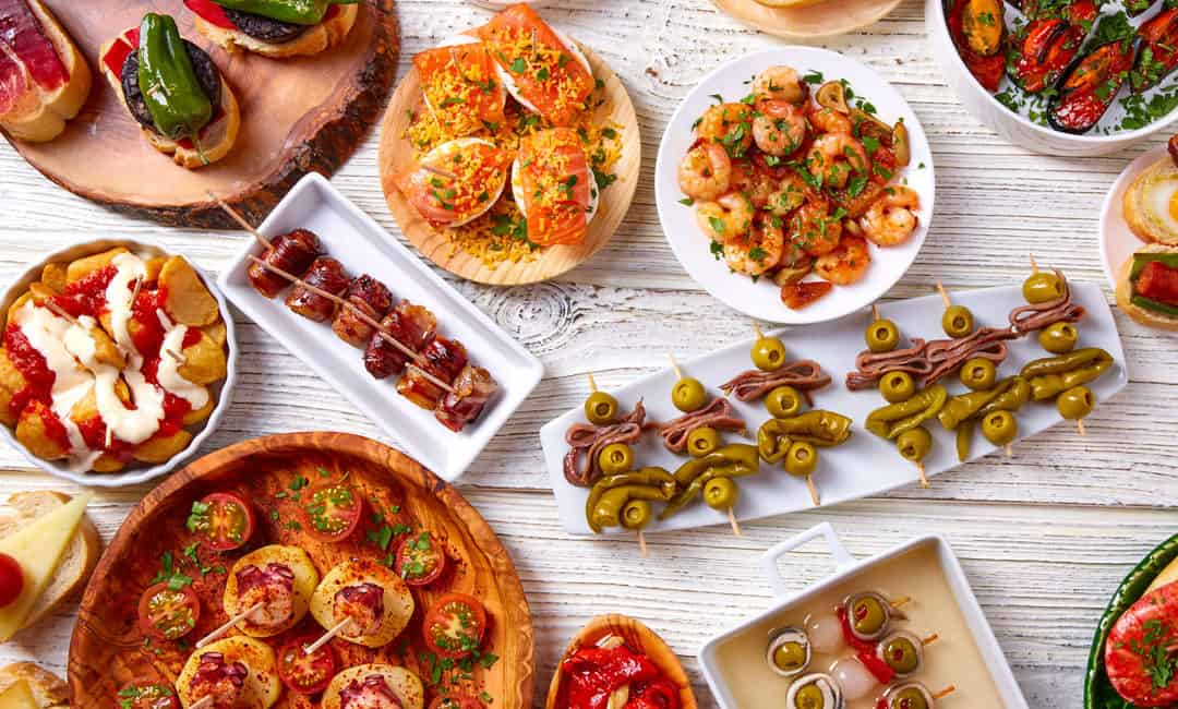 What are tapas?